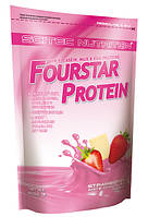 Протеин Scitec Nutrition Fourstar Protein 500 g strawberry white chocolate