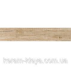 Плитка напольная Almera Alven Natural 23х120 коричневый 343133