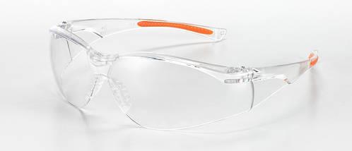 Очки защитные Univet открытые Поликарбонат прозрачный, фото 2