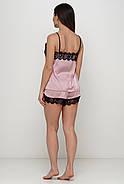 Женская шелковая  одежда для сна, фото 2