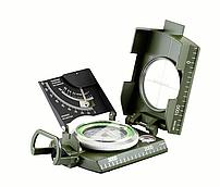 Компас жидкостный инженерный в металлическом корпусе TSC-69