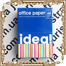 Бумага для принтера  А5 80g/m² 500 л.