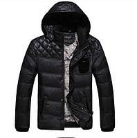 Мужская куртка пуховик, разные цвета  МК-241-О, фото 1