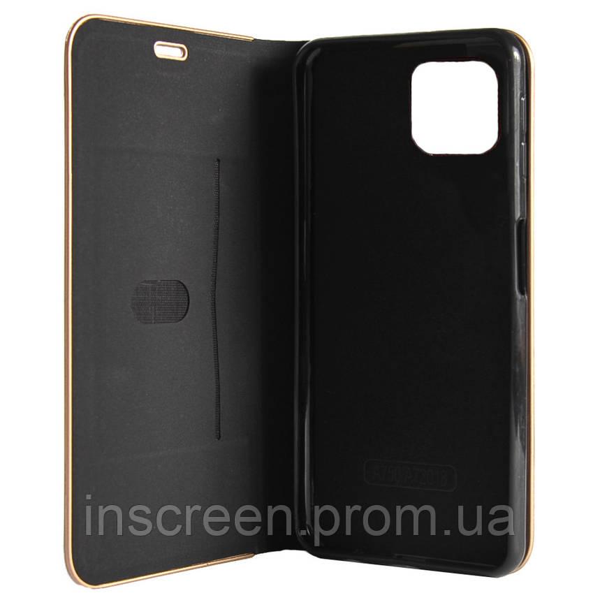 Чехол-книжка Florence TOP 2 Apple iPhone 11 Pro Max под кожу черный, фото 2