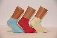 Детские короткие носки с модала НЕЖО