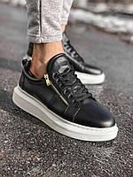 Мужские кроссовки Paul Cruz 10 black/white