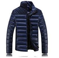 Мужская куртка пуховик, разные цвета  МК-242-О, фото 1