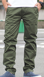 Брюки мужские Levis Tapered Chinos  - Olive