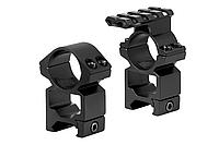 Кольца для крепления прицелов d=25.4 мм Кр-MD3004
