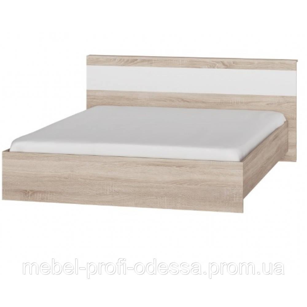 Полуторная кровать 140 серия Соната от Украинского производителя Эверест