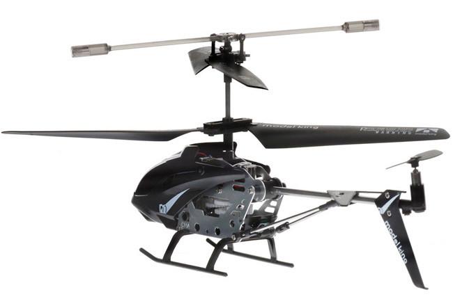Вертолет аккум р/у 33008 Черный