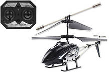Вертолет аккум р/у 33008 Черный, фото 2