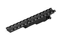 Оружейная планка Вивера 135 мм D0025-Weaver