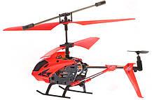 Вертолет аккум р/у 33008 красный, фото 2