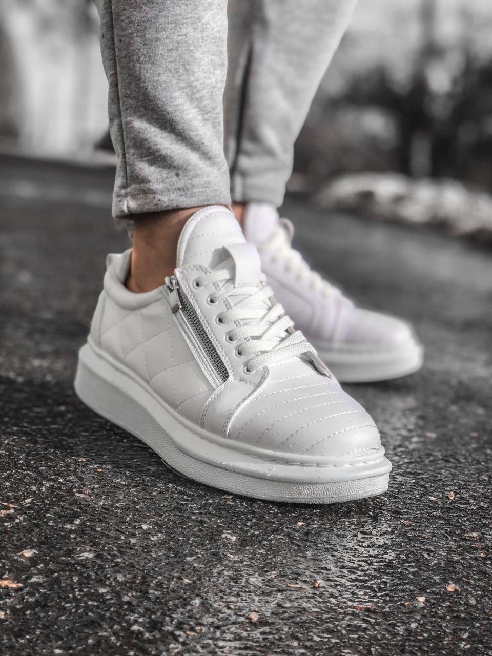 Мужские кроссовки pau11 white