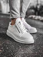 Мужские кроссовки pau11 white, фото 1