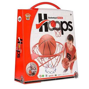 Баскетбольне кільце 45см (метал) / спортивні товари, фото 2