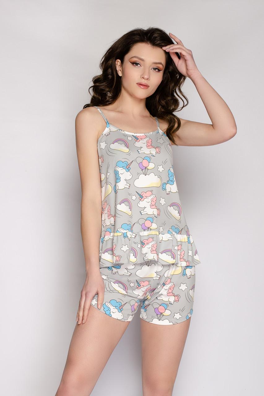 Молодежная пижама 888