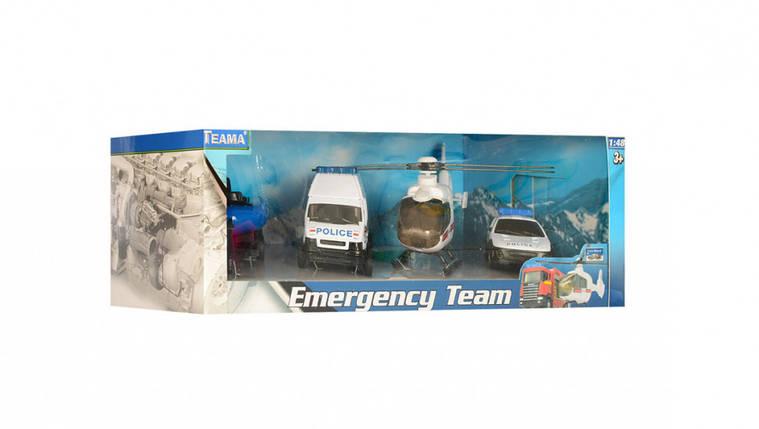 Набор транспорта 22172 ((Полиция)), фото 2