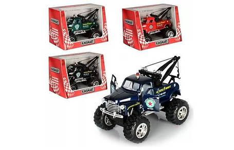 """Дитяча машинка """"позашляховик Джип"""" червоний / Дитячі іграшки, фото 2"""