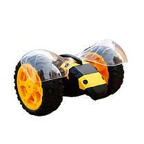 Машина перевертыш пчела на пульте управления желтый, фото 2