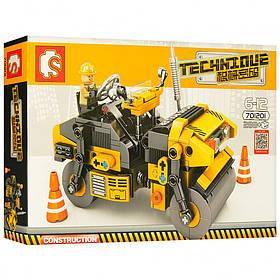 Конструктор детский строительная техника