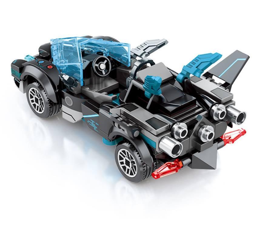 Конструктор дитячий машина для хлопчиків