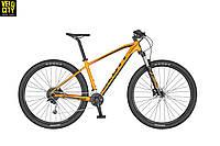 "Велосипед 29"" SCOTT ASPECT 940 (2020) оранжево-серый, фото 1"