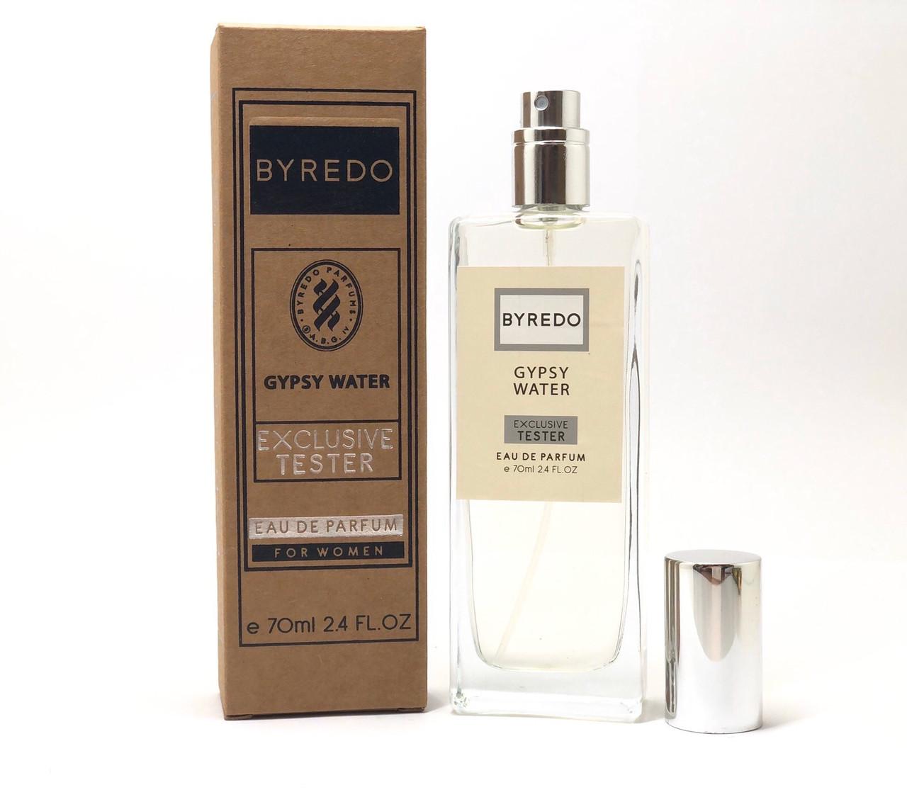 Тестер унисекс Byredo Gypsy Water (Байредо Джипси Вотер) 70 мл
