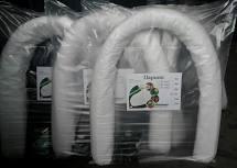 Парник Agreen 8м агроволокна щільністю 40г/м
