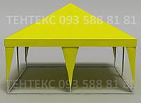"""Шатры пивные уличные """"Пирамида 5х5"""" Желтого цвета и других цветов, фото 1"""