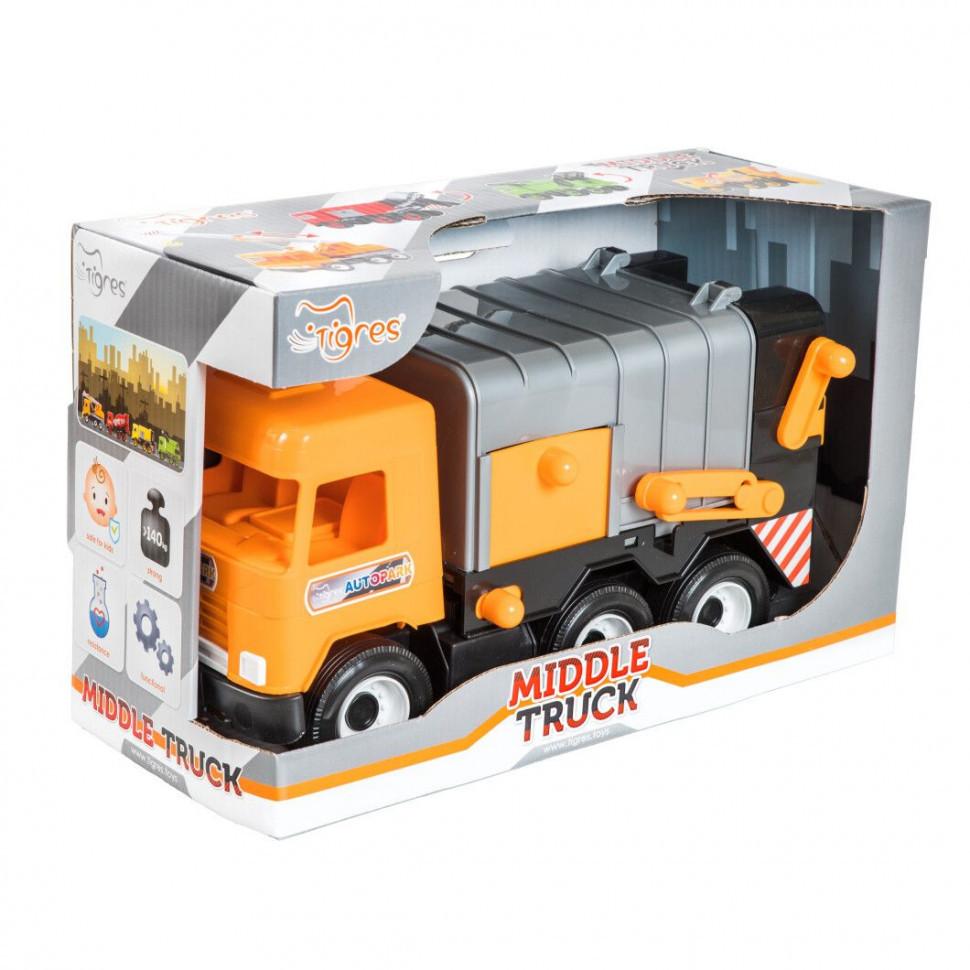 """Middle truck"" сміттєвоз Сity 39312"