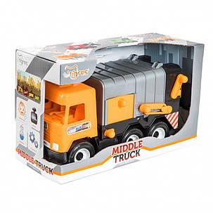 """""""Middle truck"""" сміттєвоз Сity 39312, фото 2"""