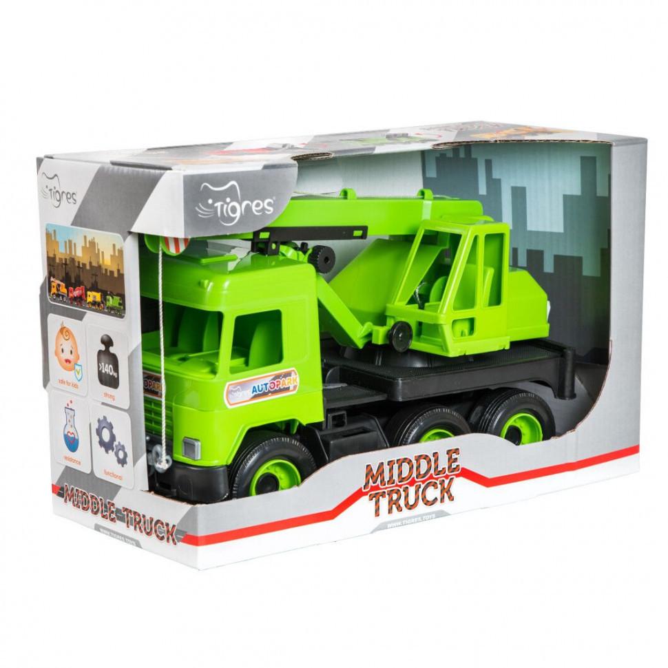 "Авто ""Middle truck"" кран 39483"