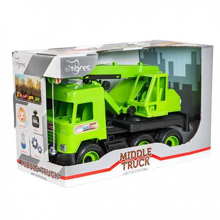 """Авто """"Middle truck"""" кран 39483, фото 2"""
