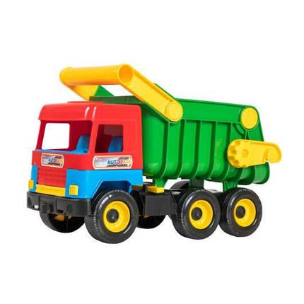 "Самоскид ""Middle truck"" 39222 (Зелений), фото 2"