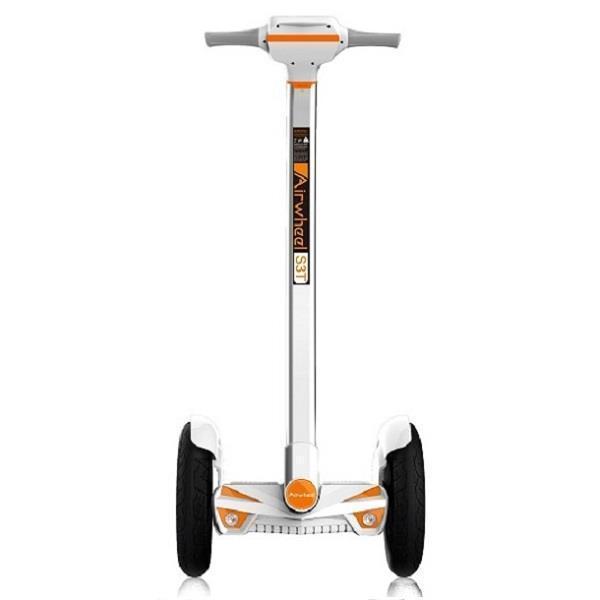 Гироскутер Airwheel S3T+ 520WH Белый/оранжевый (AF-0031)