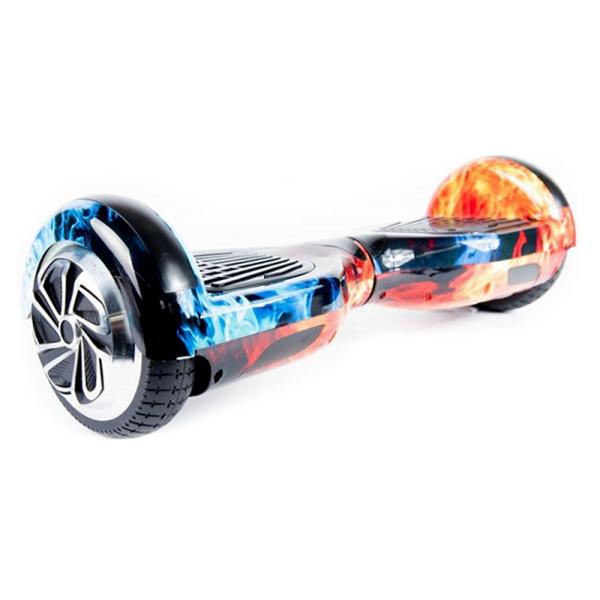 Гироборд Smart Balance Wheel 6.5 Огонь и Лёд (TT-0061)