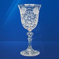 Набор хрустальных бокалов для вина (170 мл/6шт.) Julia FV8417