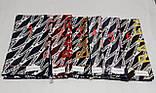 Женский Платок Шелковый брендовый Balenciaga Баленсиага Ручная обработка края, фото 5