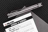 Нож складной Real Steel Megalodon Titanium (9611), фото 3