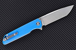 Нож складной CH 3507-G10-Blue (CH Knives)