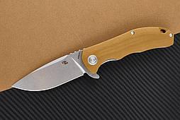 Нож складной CH 3504-G10 Brown (CH Knives)