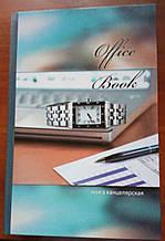 Тетрадь А4 Часы 96л линия