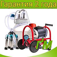 Доильный аппарат Буренка-1 НЕРЖАВЕЙКА 3000, фото 1
