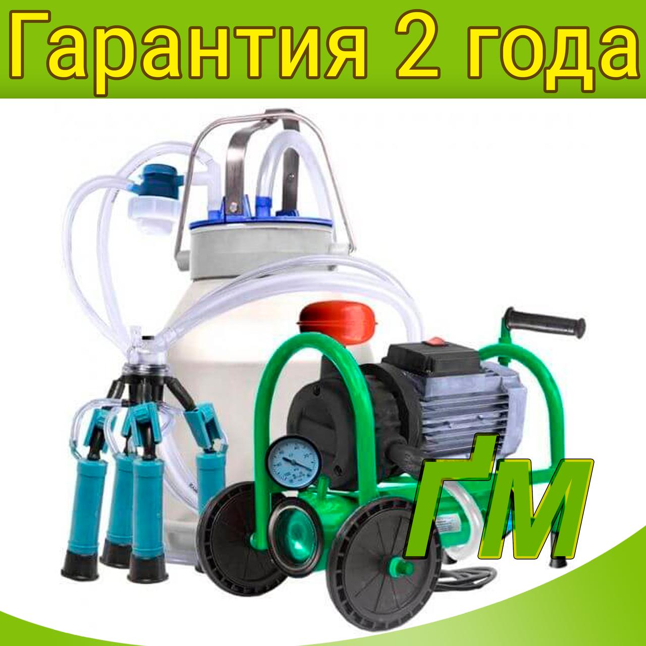 Доильный аппарат Буренка-1 Стандарт 1500