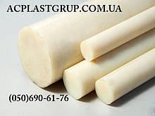 Капролон (полиамид), стержень, белый, диаметр 60.0 мм, длина 1000 мм.