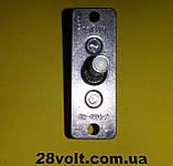 Переключатель нажимной с нейтральным положением однополюсный ПН-45М-2, фото 2