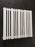 Радиатор дизайнерский Lucca 22/550 Белый матовый 550*984, фото 1