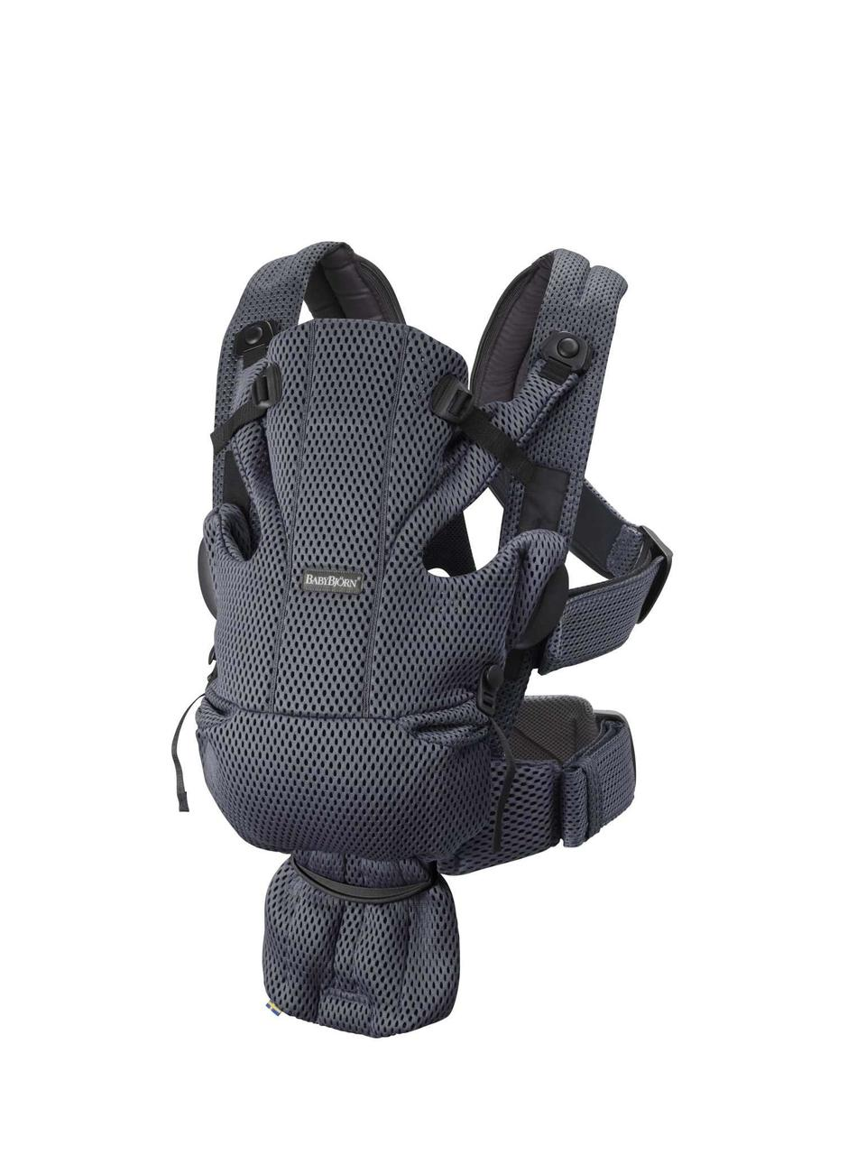 Рюкзак-кенгуру BabyBjorn Baby Carrier Move 3D Mesh